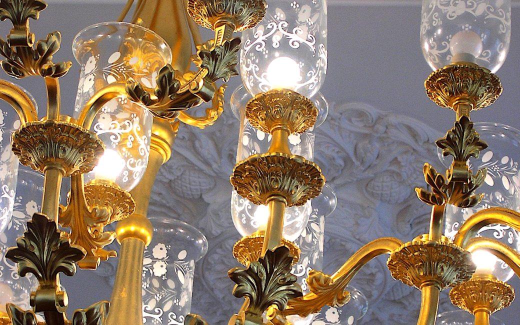 chandelier chevillard
