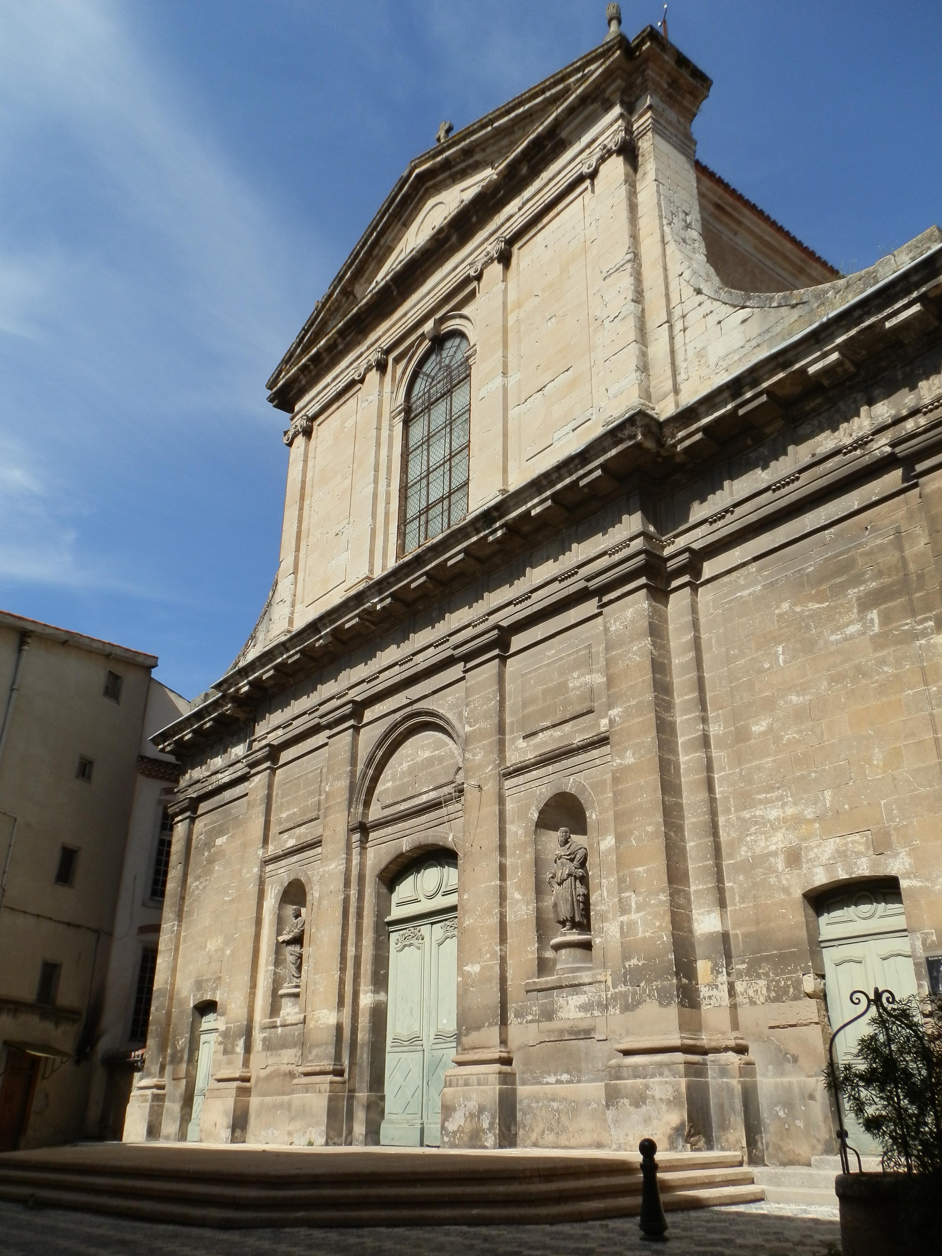 l'Église Notre-Dame de la Platé à Castres